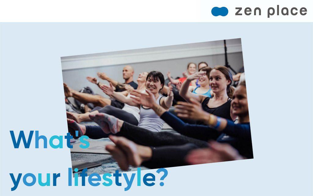 zen place (ゼンプレイス)がブランドの一部店舗をリブランディング。「zen place strong」へ